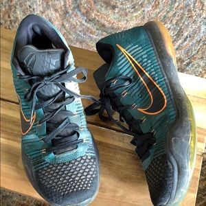 Kobe 10 Elite Low 'Drill Sargent' Nike size 13